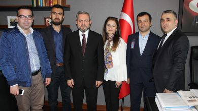 Photo of TBMM Sağlık Komisyonunu ziyaret ettik