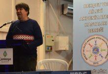 Photo of Doç. Dr. Ali AKDOĞAN hocamızın Behçet Hastalığı bilgilendirme konuşması